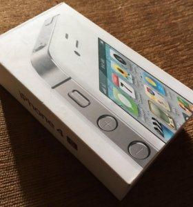 Коробка для iPhone 4S 32GB