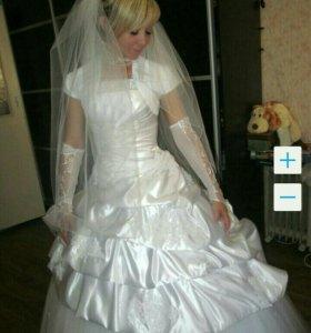 Свадебное платье Ольга