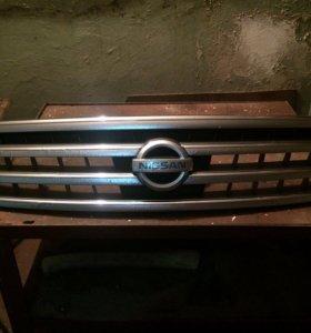Решетка радиатора Nissan Teana