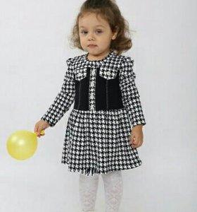 Платье на девочку новое.