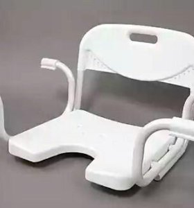 Кресло-сидение для ванны с гигиеническим вырезом