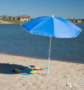 пляжный зонт новый