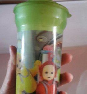 Бутылка для прогулок детская