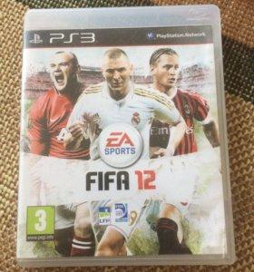 FIFA 12 на Ps3