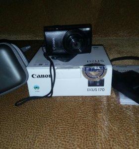 Фотоаппарат Canon Ixus 170