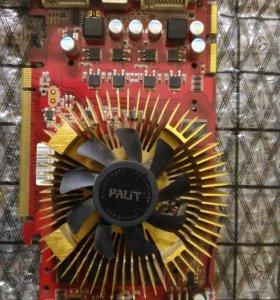 Видеокарта Palit Radeon HD 4850 512 Мб gddr3