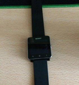 Умные часы Sony SmartWatch 2
