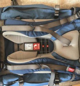 Туристический рюкзак Yukon Tatonka 60 литров
