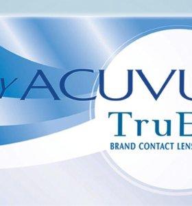 Линзы Acuvue Tru Eye