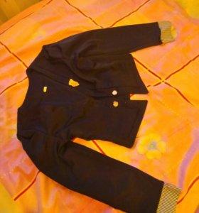 Пиджак на девочку 6-7 лет