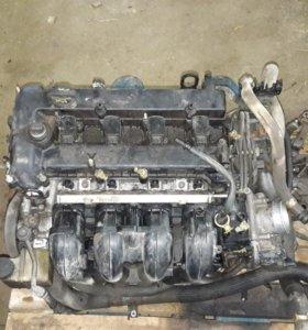 Двиготель в сборе мазда 6 gg