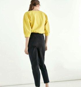 Новые брюки чинос massimo dutti