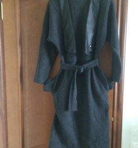 Трикотажное платья