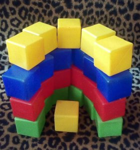 Игрушки.Кубики для малышей.