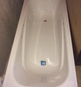 Металическая ванна
