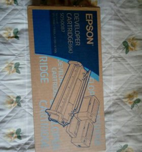 Картридж новый для принтера 6к Epson s050087