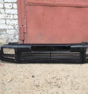 Передний бампер на мерседес 463 АМГ 55