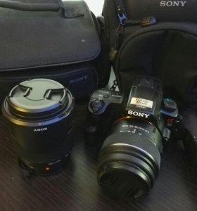 Фотоаппарат SONY alpha 37