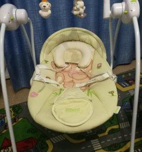 Качели для новорожденных детей
