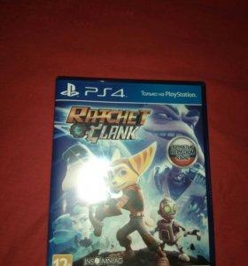 """Игра для PS4 """"Ratchet & Clank"""""""