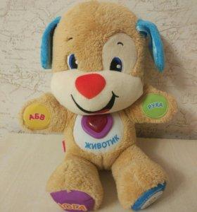 Игрушка щенок фишер прайс (Fisher-price)