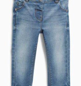 Новые джинсы next