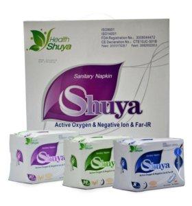 Анионовые прокладки ShuYa