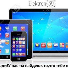 Любые запчасти для вашего любимого iPhone, ipad.
