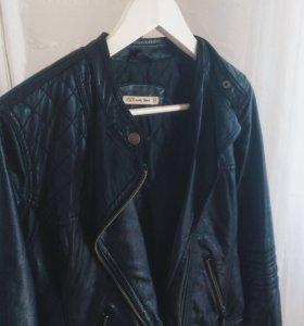 Курточка из кожзаменителя Seppala