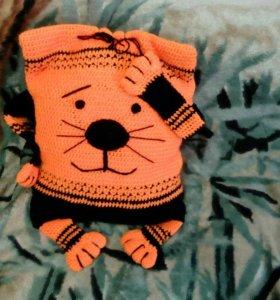 Подушка-игрушка-декоративная