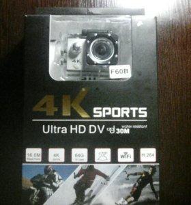 Экшен камера разрешение 4 к