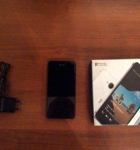 Телефон Lumia 650 новый