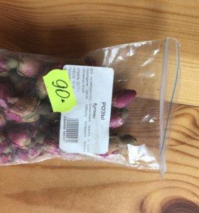 Бутоны роз(сухоцвет)
