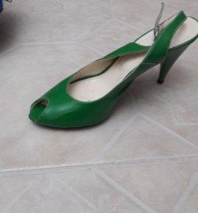 Туфли, кожа 36 размер