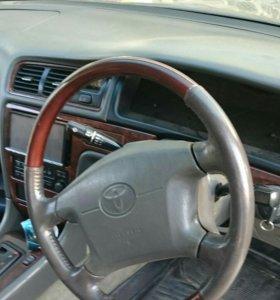 Салон от Toyota Mark II Grande (X100) рестайлинг