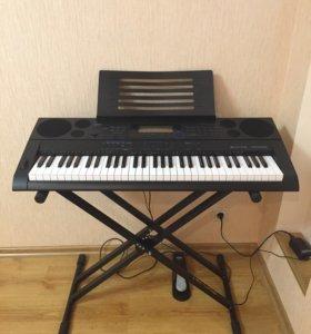 Синтезатор Casio CTK-6000, фортепиано, пианино