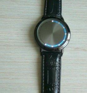 Часы  Сенсорный экран LED Спортивные