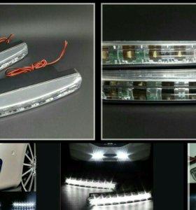 Стабилизация led-освещения.Программная диагностика