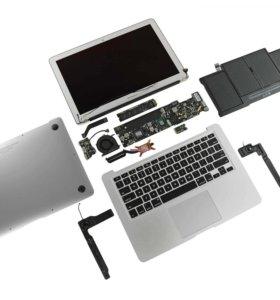 Установка операционной системы, чистка ноутбуков.