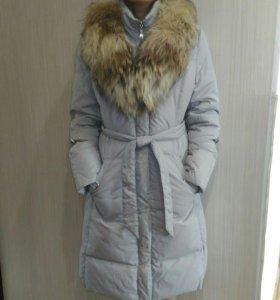 Зимнее пальто 44-46 р-р