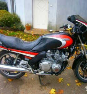 Yamaha XJ 900 1985 г. в