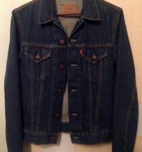 Джинсовая куртка Levi's 70590 Trucker Jacket