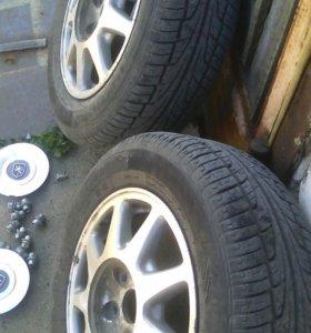 Колёса и диски R15