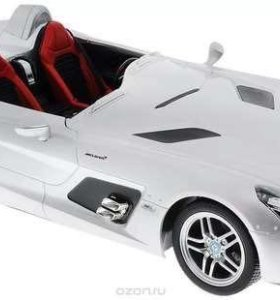 Машина на пульте. 1:12 Mercedes-Benz