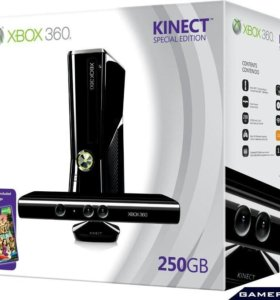 Xbox 360 slim 250gb kinekt прошит