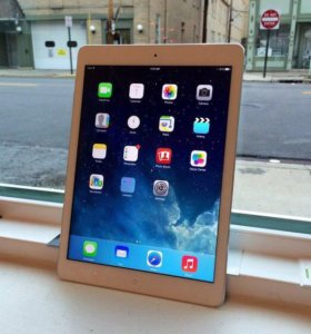 iPad Air 16 gb, cellular