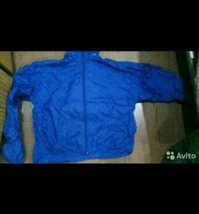 Куртка-дождевик складная
