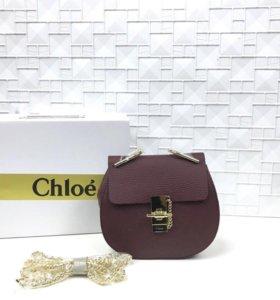 Сумка Chloe ❤️💜💚