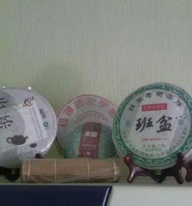 Коллекция чайных блинов