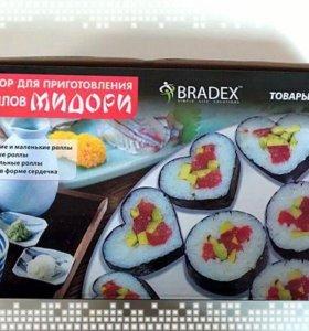 Мидори Машинка для приготовления суши и роллов .